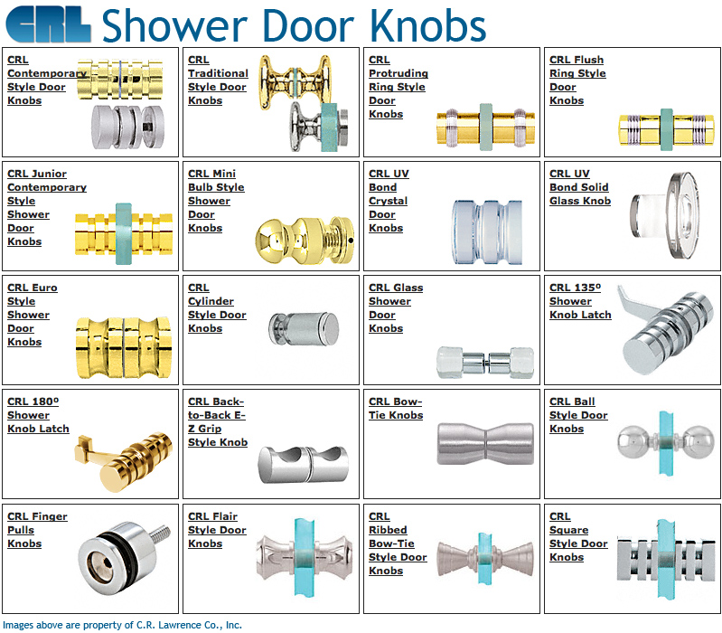Accent bath kitchen remodeling in md shower door knobs and handles choose from a variety of shower door knobs planetlyrics Images
